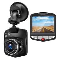 """Автомобильный видеорегистратор Lux 258, LCD 2.4"""", VGA, 1080P Full HD. 31666"""