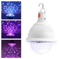 Лазер диско CY-6742 UFO Bluetooth crystal magic ball, USB Lux. 31989