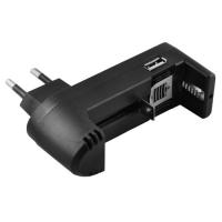 Зарядное устройство BLC-001A/BL-011, USB Lux. 31903