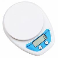 Весы кухонные QZ-129, 5кг (1г) Lux. 31854