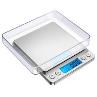 Весы ювелирные 6295, 3кг (0.1г) +чаша Lux. 31872