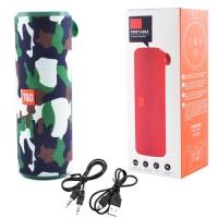 Bluetooth-колонка T&G UBL TG126, c функцией speakerphone, радио, camouflage. 31552