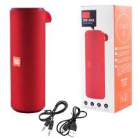 Bluetooth-колонка T&G UBL TG126, c функцией speakerphone, радио, red. 31553