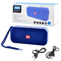 Bluetooth-колонка SPS UBL TG516, c функцией speakerphone, радио, blue. 31588