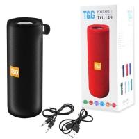 Bluetooth-колонка T&G UBL TG149, с функцией радио, speakerphone, Power Bank, black. 31559