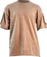 Футболка Skif Tac Tactical Pocket T-Shirt. Размер - M. Цвет - Coyote. 27950001
