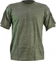 Футболка Skif Tac Tactical Pocket T-Shirt. Размер - M. Цвет - Olive. 27950006