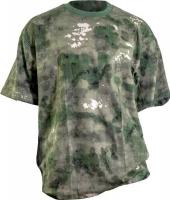 Футболка Skif Tac T-Shirt. Размер - M. Цвет - A-Tacs Green. 27950016