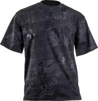 Футболка Skif Tac T-Shirt. Размер - M. Цвет - Kryptek Black. 27950031