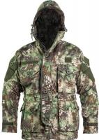 Куртка Skif Tac Smoke Parka w/o liner. Размер - XL. Цвет - Kryptek Green. 27950123