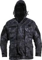Куртка Skif Tac Smoke Parka w/o liner. Размер - XL. Цвет - Kryptek Black. 27950128