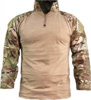 Рубашкa Skif Tac AOR shirt w/o elbow. Размер - M. Цвет - Multicam. 27950131
