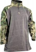 Рубашкa Skif Tac AOR shirt w/o elbow. Размер - S. Цвет - A-Tacs Green. 27950135