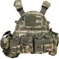 Жилет тактический Skif Tac с подсумками ц:a-tacs fg. 27950238