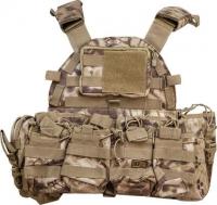 Жилет тактический Skif Tac с подсумками ц:kryptek khaki. 27950240