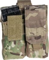 Подсумок Skif Tac для 4х магазинов АК с креплением на бедро ц:multicam. 27950299
