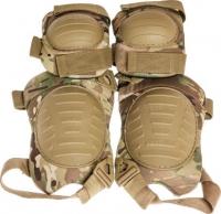 Комплект защитный Skif Tac наколенники и налокотники ц:multicam. 27950316