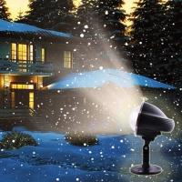 Лазер диско Lux XL-809, Snow белый. 31996