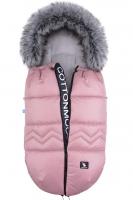 Зимний детский конверт Cottonmoose North Moose 873-3 pink (розовый). 31360