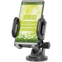 Универсальный автодержатель Defender Car holder 101 for mobile devices (29101). 44794