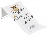 Горка для купания Tega Owl (Plus Baby) PB-SOWA-026 (сетка) 103 white. 33147