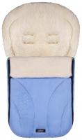 Зимний детский конверт Womar (Zaffiro) №25 с вышивкой  голубой. 31362