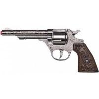 Игрушечное оружие Jim Beam Gonher Револьвер Ковбойский 8 зарядное (3080/0). 47739