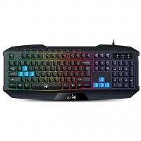 Клавиатура Genius Scorpion K215 Black UKR USB (31310474105). 46637
