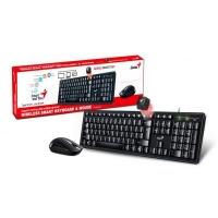 Комплект Genius Smart KM-8200 Black Ukr (31340003410). 46653