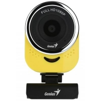 Веб-камера Genius QCam 6000 Full HD Yellow (32200002403). 41832