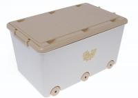 Ящик для игрушек Tega Teddy Bear MS-007 119 beige. 34873