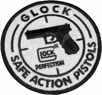 Нашивка Glock Perfection. 36760178