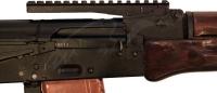 Планка-целик АК 2000 для АК, РПК, Сайга, Вепрь. Профиль - Weaver/Picatinny. Длина - 16 см. Материал - сталь. 36810053