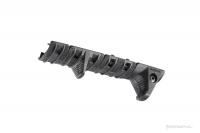 Накладка Magpul XTM Hand Stop с упором для руки на планку Weaver/ Picatinny. 36830026