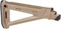 Приклад Magpul MOE AK Stock АК47/74 (для штампованной версии) песочный. 36830129