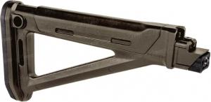 Приклад Magpul MOE AK Stock АК47/74 (для штампованной версии) олива. 36830130