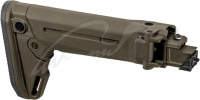 Приклад Magpul Zhukov-S Stock АК47/74 (для штампованной версии) олива. 36830238