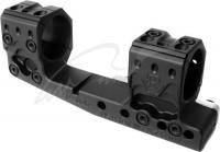 Крепление-моноблок Spuhr SP-3026 с выносом. Диаметр - 30 мм. Высота основания - 17 мм. Длина - 140 мм. На планку Picatinny. 37280010