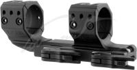 Быстросъемное крепление-моноблок Spuhr QDP-4046 с выносом. Диаметр - 34 мм. Высота основания - 17 мм. Длина - 151 мм. На планку Picatinny. 37280029