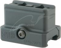 Быстросъемное крепление Spuhr QDM-2002 для колл. прицела Aimpoint Micro на Picatinny. 37280037