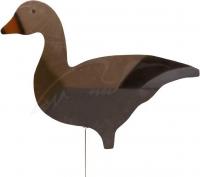 Силуэт гуся Birdland стоящий. 374014