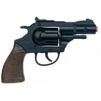 Игрушечное оружие Jim Beam Gonher Револьвер полицейский 12-зарядный (38/6). 48587