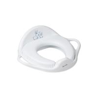 Накладка на унитаз Tega Little Bunnies KR-020 Soft мягкая 103 white. 34456