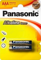 Батарея Panasonic ALKALINE POWER AАA BLI 2. 39920001