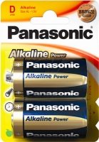 Батарея Panasonic ALKALINE POWER D BLI 2. 39920003