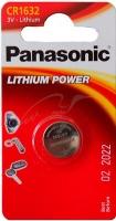 Батарея Panasonic CR 1632 BLI 1 LITHIUM. 39920013
