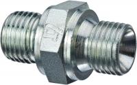 Адаптер для насоса ВД Hill 1/4'' BSP Male - 1/4'' BSP Male. 39930043