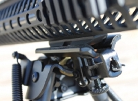 Низкопрофильный адаптер для сошек ODIN K-Pod на базу крепления KeyMod Цвет - Черный. 15120092