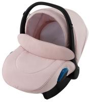 Автокресло детское Adamex Kite NR448 светло-розовая пудра. 30873