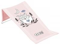 Горка для купания Tega Little Fox (Plus Baby) PB-LIS-026 (сетка) 130 light pink. 33144